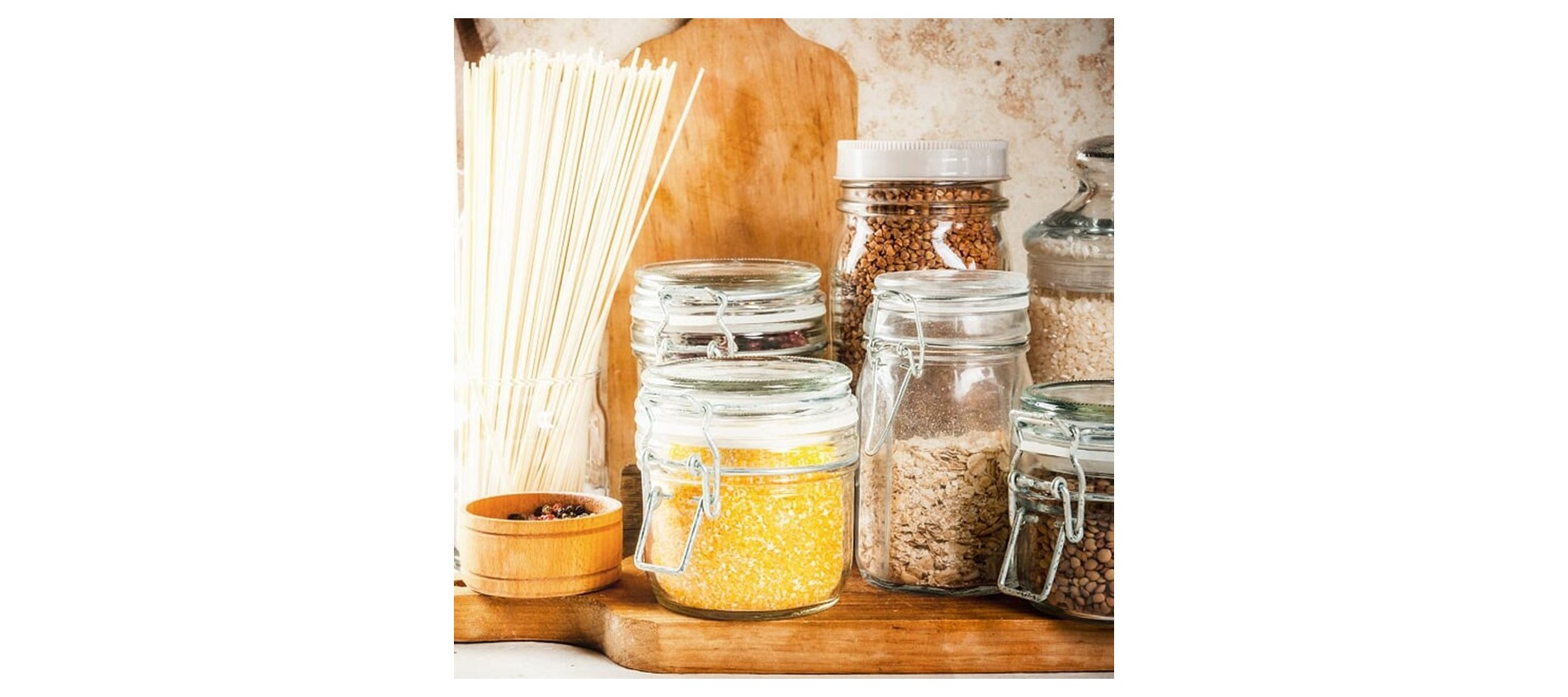 Légumineuses, pâtes, riz & co